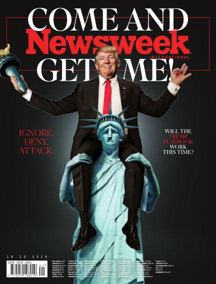Newsweek October 04, 2019 00:00