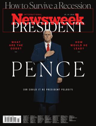Newsweek 25th October 2019
