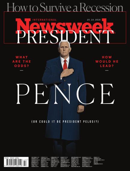 Newsweek October 18, 2019 00:00