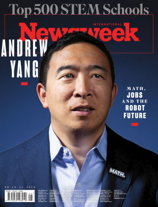 Newsweek 8th - 15th Nov 2019