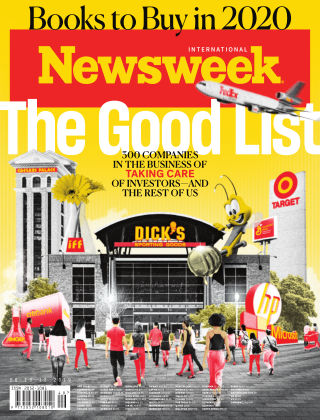 Newsweek 13th December2019