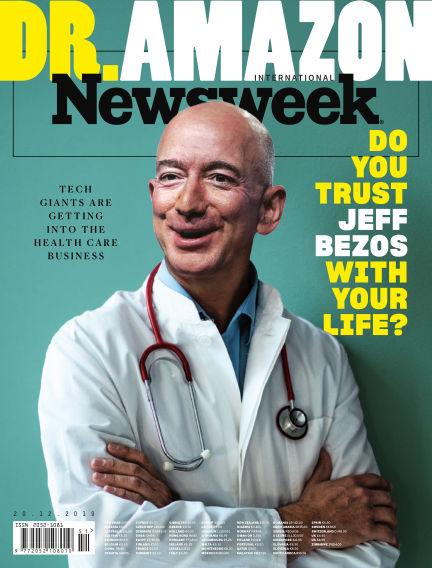 Newsweek December 13, 2019 00:00