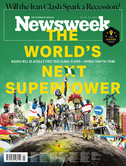 Newsweek January 17, 2020 00:00
