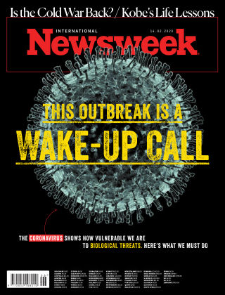 Newsweek 14th February 2020