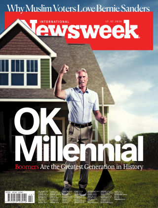 Newsweek 13th March 2020