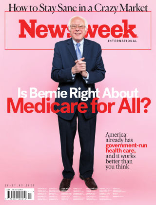 Newsweek 27th March 2020