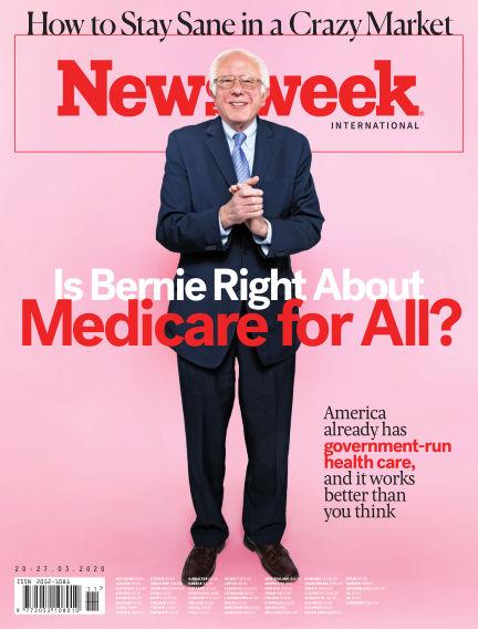 Newsweek March 13, 2020 00:00