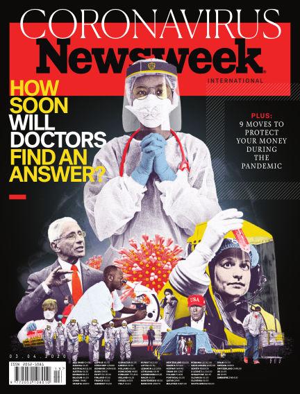 Newsweek March 27, 2020 00:00