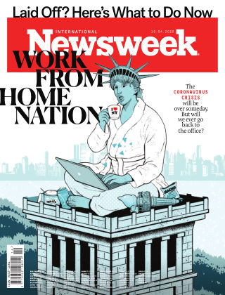 Newsweek 10th April 2020