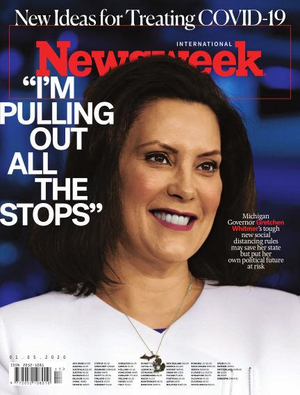 Newsweek April 24, 2020 00:00