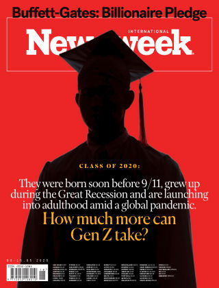 Newsweek May 2020