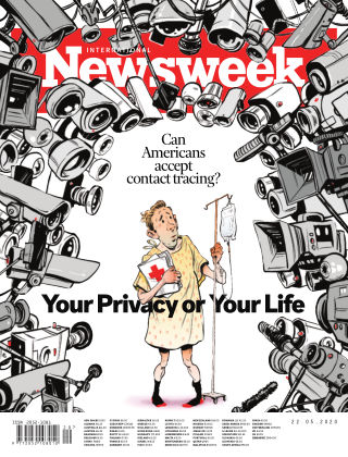 Newsweek 22nd May 2020