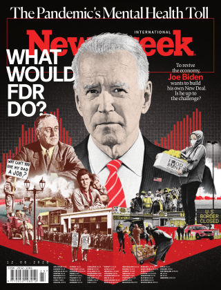 Newsweek 12th June 2020