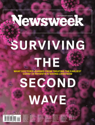 Newsweek 24th July 2020