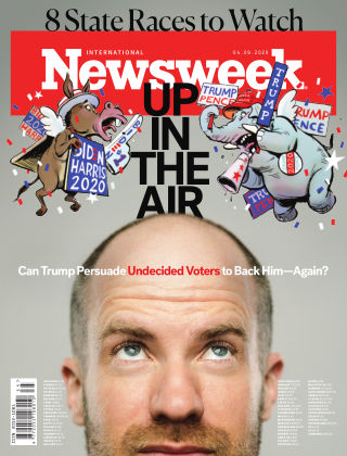 Newsweek 4th September 2020