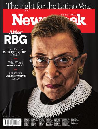 Newsweek 16th October 2020