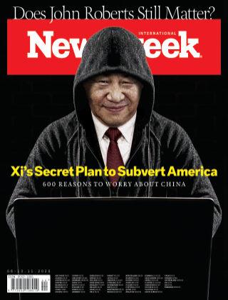 Newsweek 13th November 2020