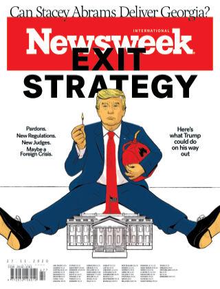 Newsweek 27th November 2020