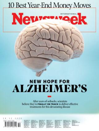 Newsweek 18th December 2020