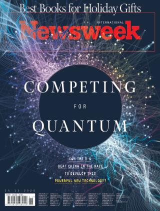 Newsweek 25th December 2020
