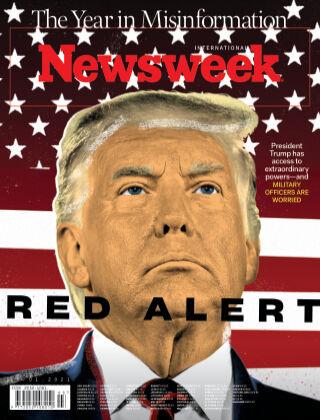 Newsweek 15thJanuary2021