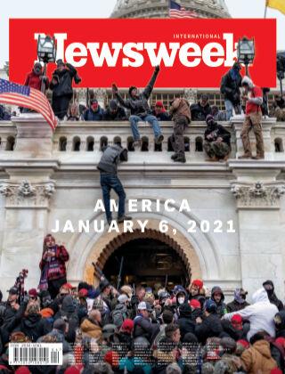 Newsweek 22nd January 2021