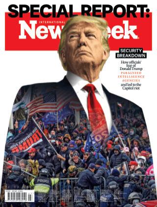 Newsweek 12th February 2021