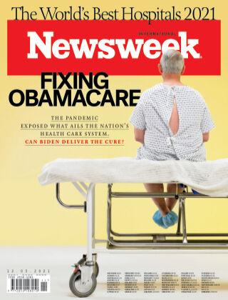 Newsweek 12th March 2021