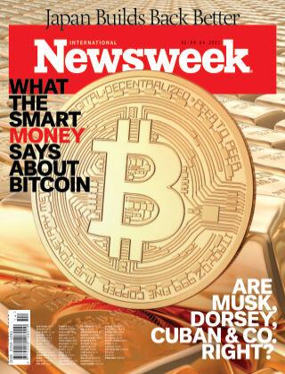 Newsweek 09th April 2021