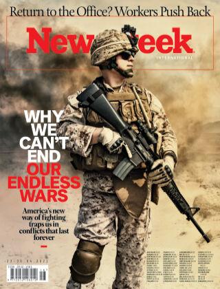 Newsweek 30th April 2021