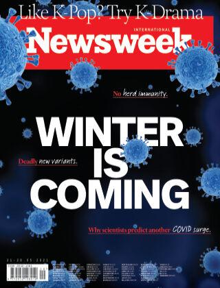 Newsweek 28th May 2021