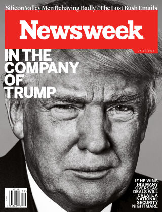 Newsweek US Sep 23 2016