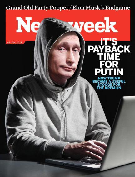 Newsweek US September 04, 2016 00:00