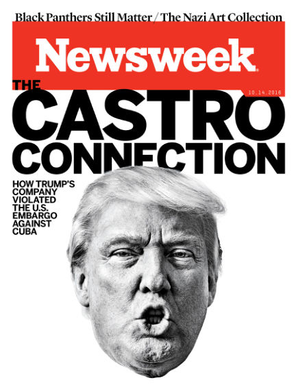 Newsweek US October 09, 2016 00:00