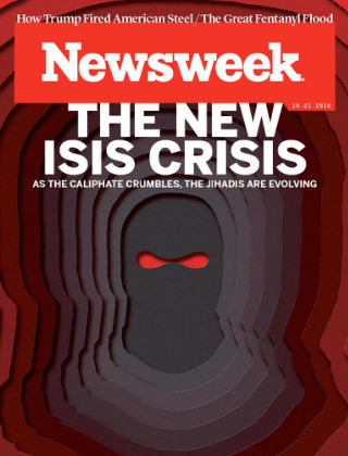 Newsweek US Oct 21 2016