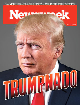 Newsweek US Nov 18 2016