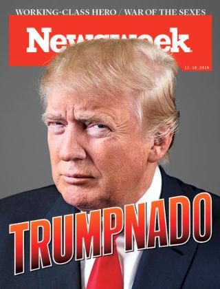 Newsweek US Nov 18 2016
