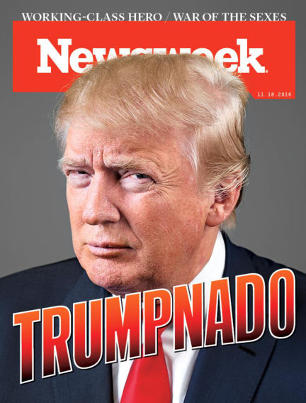 Newsweek US November 13, 2016 00:00
