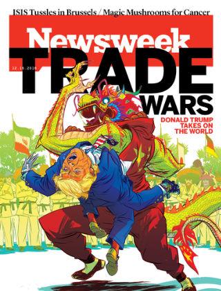 Newsweek US Dec 16 2016