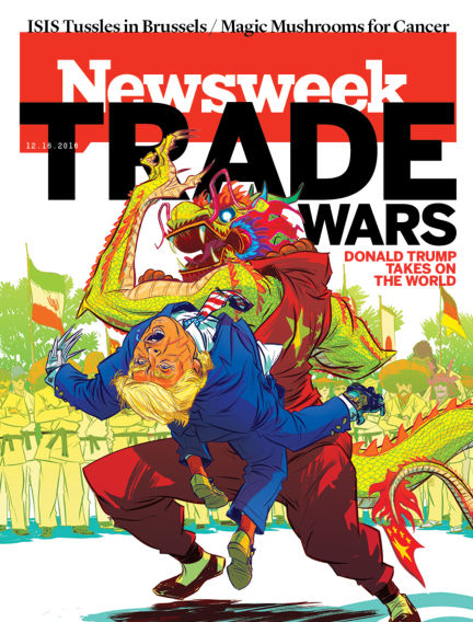 Newsweek US December 11, 2016 00:00