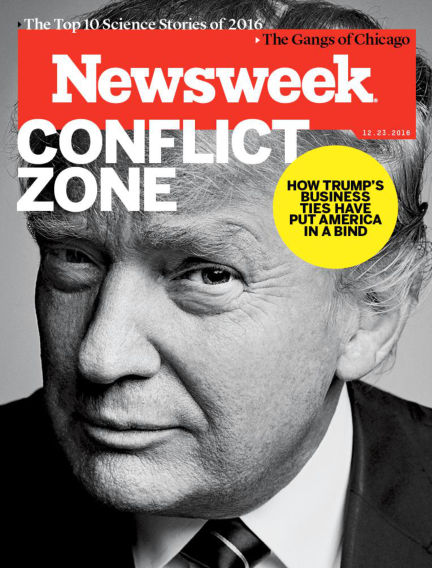 Newsweek US December 18, 2016 00:00