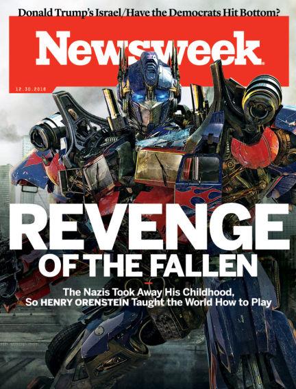Newsweek US December 25, 2016 00:00