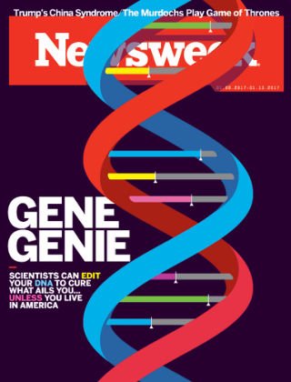 Newsweek US Jan 6-Jan 13 2017