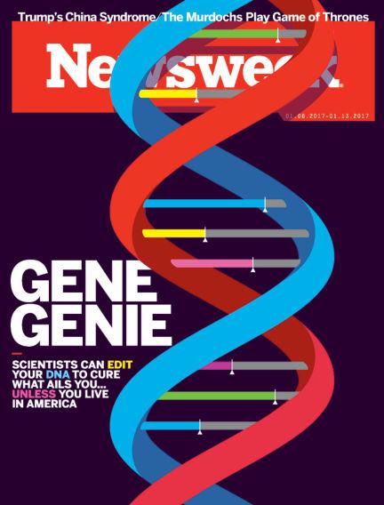 Newsweek US December 30, 2016 00:00