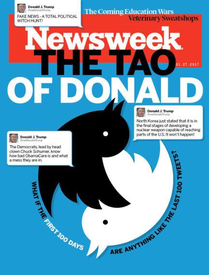 Newsweek US January 20, 2017 00:00