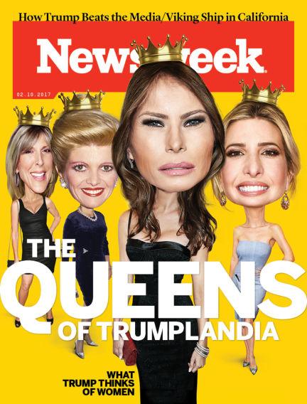 Newsweek US February 03, 2017 00:00