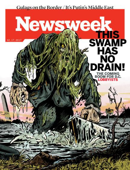 Newsweek US February 10, 2017 00:00