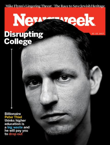 Newsweek US February 24, 2017 00:00