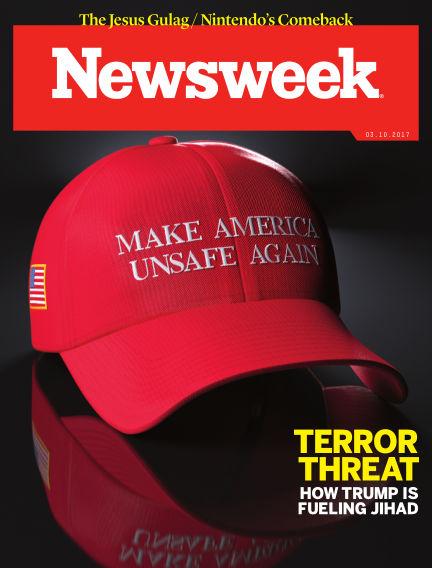 Newsweek US March 03, 2017 00:00