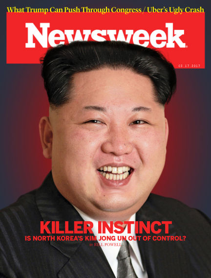 Newsweek US March 10, 2017 00:00